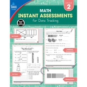 Instant Assessments for Data Tracking, Grade 2 Paperback (104936)