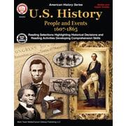 U.S. History, Grades 6 - 12 Paperback (404264)