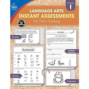 Instant Assessments for Data Tracking, Grade 1 Paperback (104941)
