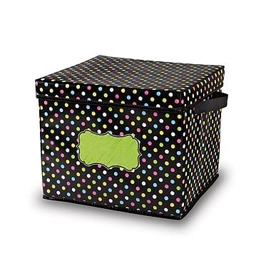Teacher Created Resource Chalkboard Brights Storage Bins - Box (TCR20766)