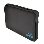 Samsill® Altego™ Black/University of California Los Angeles Embroidered Logo Neoprene Laptop Sleeve (36511)