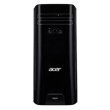 Acer™ Aspire TC TC-780-UR14 Desktop Computer, Intel Core i7, 2TB HDD, 16GB RAM, WIN 10 Home, Intel HD Graphics