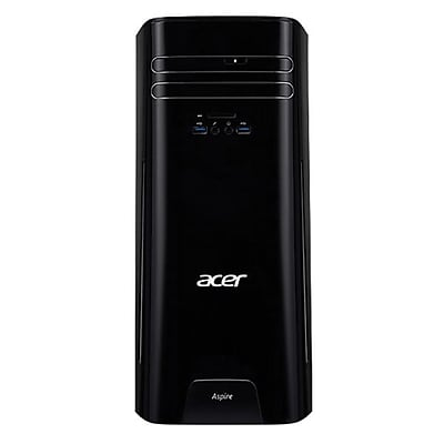 Acer® Aspire TC TC-780-UR14 Desktop Computer, Intel Core i7, 1TB HDD, 8GB RAM, WIN 10 Home, Intel HD Graphics