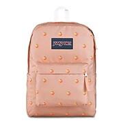 JanSport SuperBreak Backpack, Peachy Keen (JS00T5015V5)