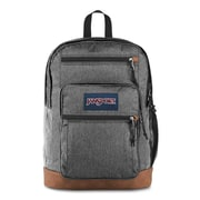 JanSport Cool Student Backpack, Black White Herringbone (JS0A2SDD0LT)