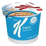 Special K Cereal, Original, 1.25 oz., 6/Box (12466)