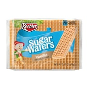 Keebler® Vanilla Sugar Wafers, 2.75 oz. Packs, 12/Box (KEE12589)