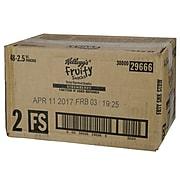 Kellogg's® Strawberry Fruity Snacks, 2.5 oz. Bags, 48 /Box (FAR80776)