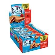 Nutri-Grain Breakfast Bars, Strawberry, 1.3 oz., 16/Box (511386)