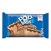 Kellogg's® Pop-Tarts®, Frosted Brown Sugar Cinnamon, 3.52 oz. Packs, 6/Box (KEL31132)