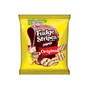 Keebler Mini Fudge Stripes Cookies, Chocolate, 2 oz., 8/Box (21772)