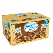 Famous Amos Cookies, Chocolate Chip, 2 oz., 36/Carton (18495)