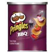 Pringles® BBQ Potato Chips 1.41 oz Cans, 36/Box (KEE18539)