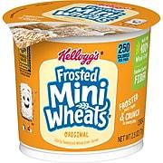 Frosted Mini Wheats Cereal, Original, 2.5 oz., 6/Box (42798)