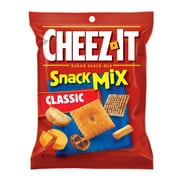 Cheez-It Baked Snack Mix, Original, 4.5 oz., 6/Carton (KEE57715)