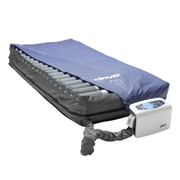Drive Medical Harmony True Low Air Loss Tri-Therapy Mattress Replacement System