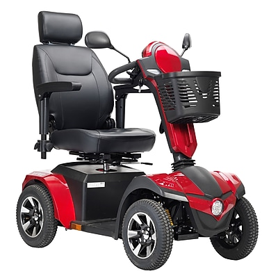 Drive Medical Panther 4-Wheel Heavy Duty Scooter, 20