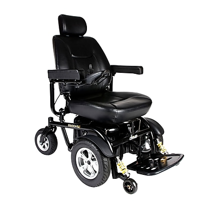 Drive Medical Trident HD Heavy Duty Power Wheelchair, 24