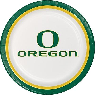 Creative Converting University of Oregon Paper Plates 8 pk (429907)