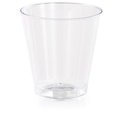 Creative Converting Clear Plastic Shot Glasses 20 pk (317597)