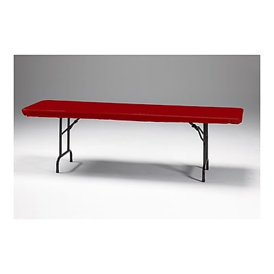 Creative Converting Stay Put Tablecover Red, 30