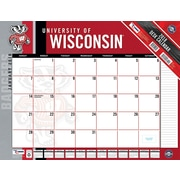 Wisconsin Badgers 2018 22X17 Desk Calendar (18998061491)