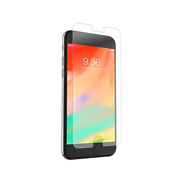 Zagg InvisibleShield Glass+ Protector for iPhone 7 Plus, Each (I7LLGC-F00)
