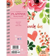 Tf Publishing 2018 Academic Year Lovely Day Medium Weekly Monthly Planner (18-9225A)