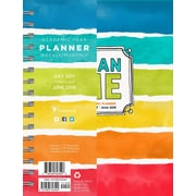 Tf Publishing 2018 Academic Year Plan Me Medium Weekly Monthly Planner (18-9101A)