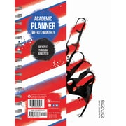 Tf Publishing 2018 Academic Year Peace Medium Weekly Monthly Planner (18-9096A)