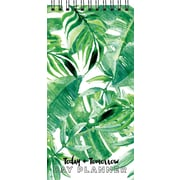 Tf Publishing Nondated Floral Botanical Garden Today And Tomorrow Day Planner (18-5220)