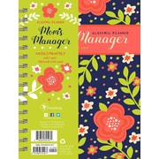Tf Publishing 2018 Academic Year Mom'S Manager Medium Weekly Monthly Planner (18-9105A)