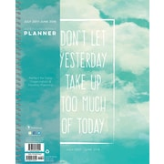 Tf Publishing 2018 Academic Year Yesterday Large Weekly Monthly Planner (18-9582A)