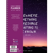 Tf Publishing 2018 Academic Year Somewhere Something Large Weekly Monthly Planner (18-9583A)