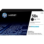 HP 58A Black Standard Yield Toner Cartridge