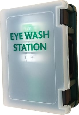 Plum Single Eyewash Station (46506)