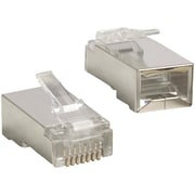 Ethereal C6t-sh 8p8c Rj45 Jacks For Shielded Cat-6 Cable