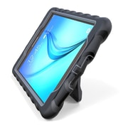 Gumdrop Cases Hideaway Stand for Samsung Galaxy Tab A 8 Rugged Tablet Case Shock Absorbing Cover Black/Black SM-T350