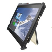 Gumdrop Cases Droptech for Lenovo Miix 700 Rugged 2-in-1 Tablet Case Shock Absorbing Cover Black/Black 80QL000BUS
