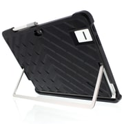 Gumdrop Cases Droptech for HP Elite x2 1012 Rugged 2-in-1 Tablet Case Shock Absorbing Cover Black/Black T8Z03UT#ABA