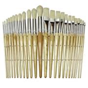 Chenille Kraft® Creativity Street® Beginner Paint Brush, Pre-School Set, 24/Pack (PAC5172)