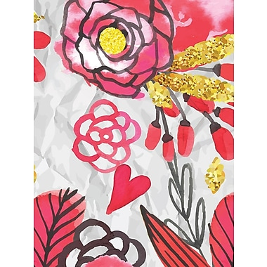 Tf Publishing Blossoms Book Lined Journal (99-5001)