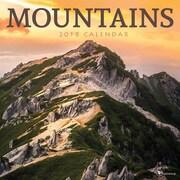Tf Publishing 2018 Mountains Wall Calendar (18-1044)