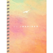 Tf Publishing 2018 Be Inspired Medium Weekly Monthly Planner (18-9023)