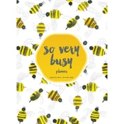 Tf Publishing 2018 Busy Bee Monthly Planner (18-4255)