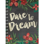 Tf Publishing 2018 Dare To Dream Medium Weekly Monthly Planner (18-9152)