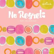 Tf Publishing 2018 No Regrets Mini Wall Calendar (18-2244)