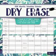 Tf Publishing 2018 Dry Erase Wall Calendar (18-1149)