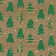 Tf Publishing Green Trees Calendar Wrap (99-1003)