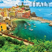 Tf Publishing 2018 Italy Wall Calendar (18-1180)